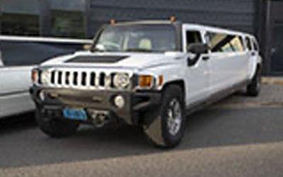 Hummer H3 Mack